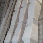 Raštuotuos kolonos